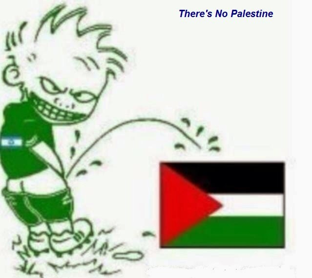 There's No Palestine!!
