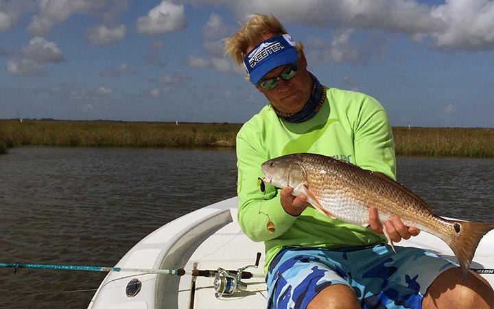 September Moquito Lagoon Fishing Report with Capt. Chris Myers