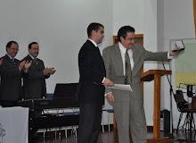 Mano Belmonte - 'Medalha de Merito Cultural -