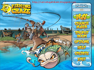 game fishing craze, game mancing, game ikan, download game gratis