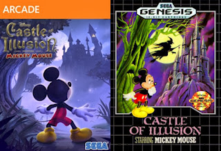 Game Download Castle of Illusion Starring Mickey Mouse Full version