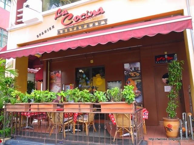 LWIN LEE | La Cocina Restaurant & Tapas Bar @ Subang Jaya | Carpe ...