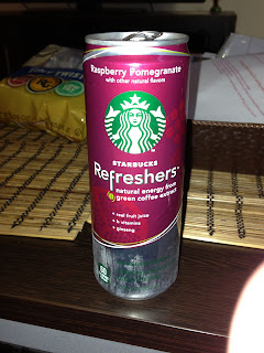 Starbuck's Refreshers Canned Energy Drink