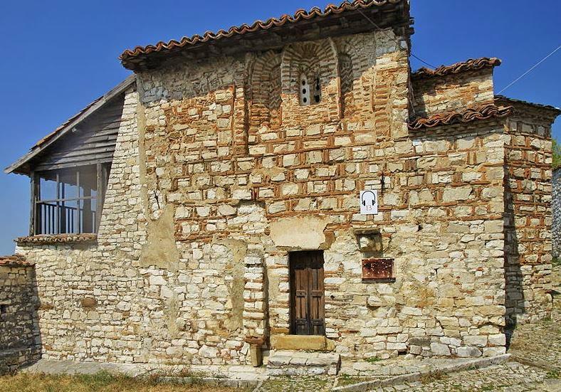 St. Mary of Blachernae Church Berat