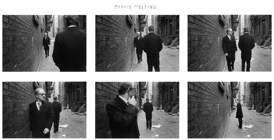 Duane Michals: Fighting Against Photography