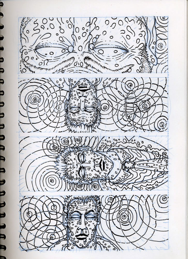 Make Your Own Graphic Novel Part 7 Prisoner Of The Mind