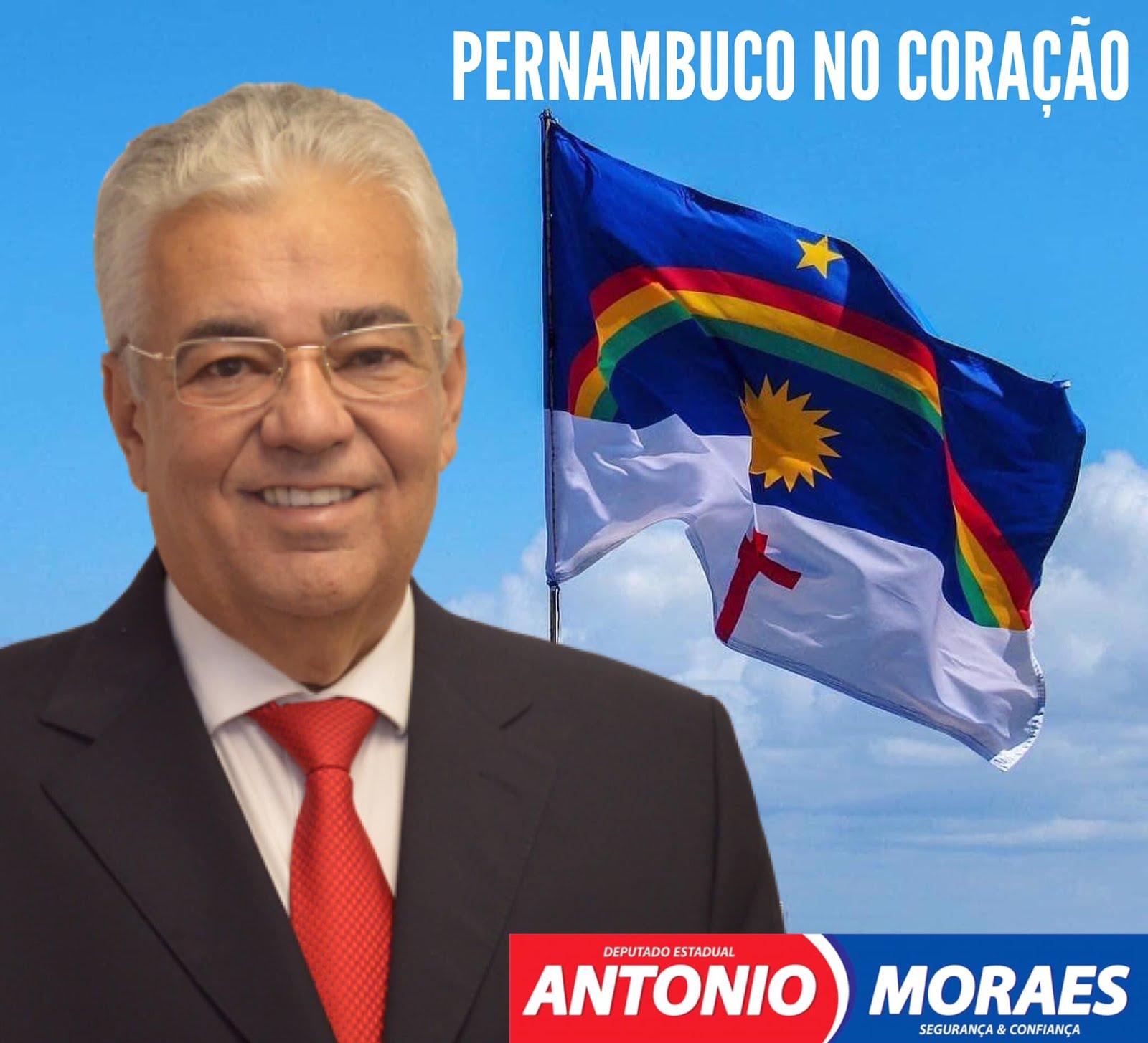 ANTONIO MORAES!