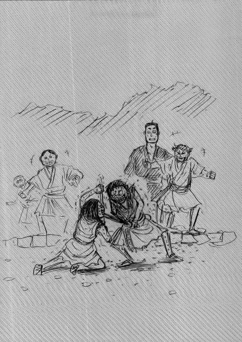 Kingdom - Vương Giả Thiên Hạ Chapter 148 page 21 - IZTruyenTranh.com
