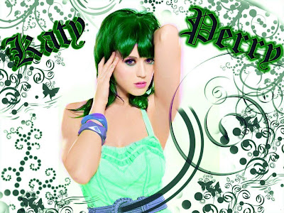 Kety Perry Digital Wallpapers New Shades