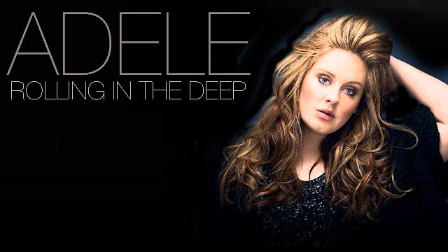 Rolling In The Deep Tabs - Adele 21