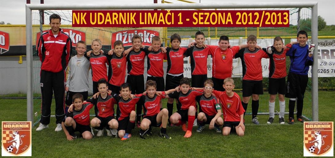 NK UDARNIK LIMAČI I - 2012/2013 - NESLUŽBENA STRANICA