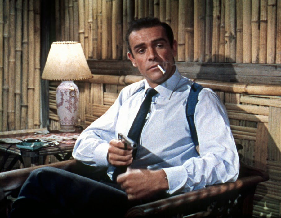 JAMES BOND EN DR. NO