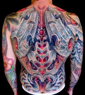 tattoo spr che biomechanik tattoo tattoo fu. Black Bedroom Furniture Sets. Home Design Ideas