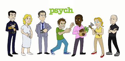 "Psych"" Renewed For Season 8"