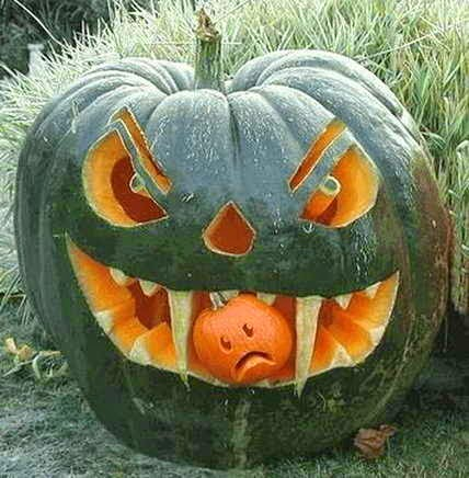 Halloween arts