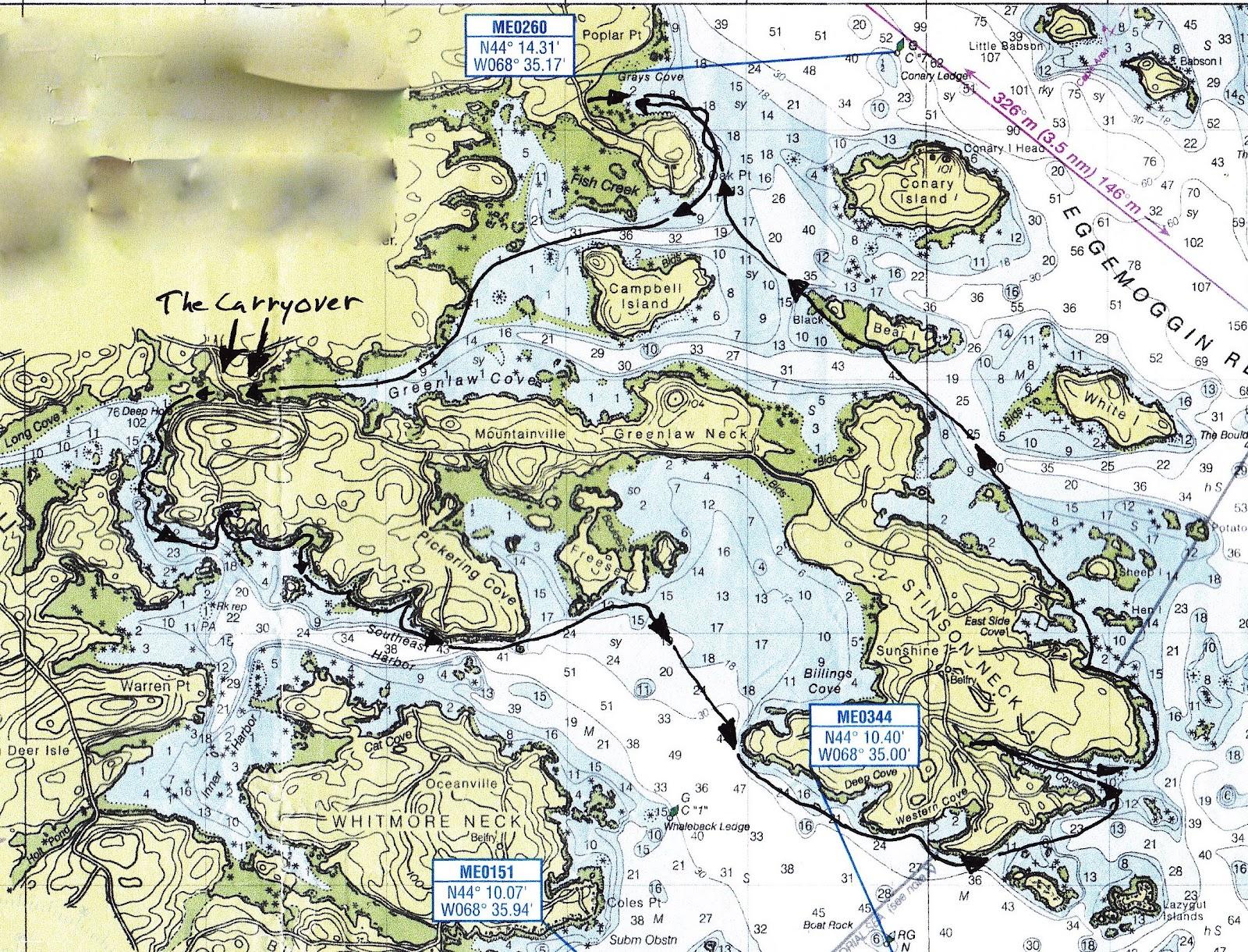Sea kayak stonington around mountainville and stinson neck around mountainville and stinson neck nvjuhfo Image collections