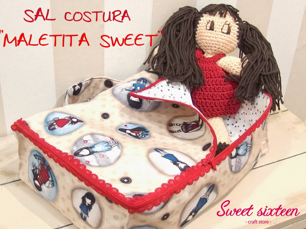 SAL de Costura MALETITA SWEET