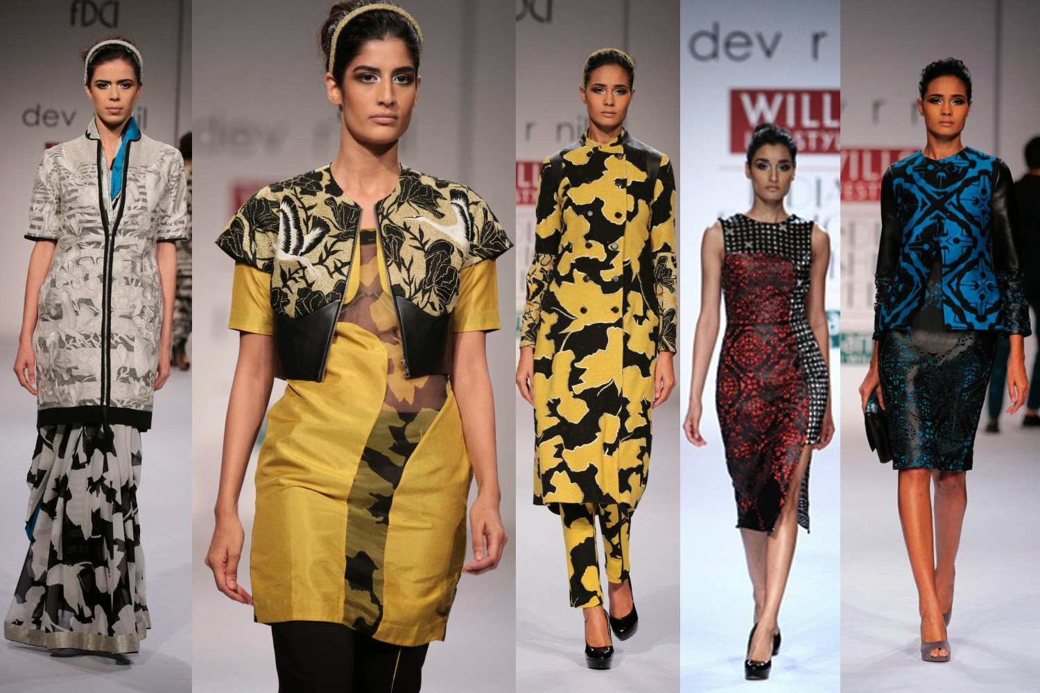 wills+india+fashion+week+aw+14