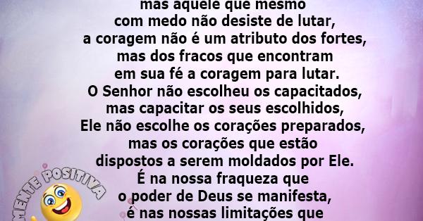 Yla Fernandes Frases O Poder De Deus Mente Positiva