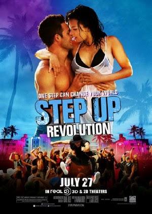 Bước Nhảy Đường Phố 4 - Step Up Revolution (2012)