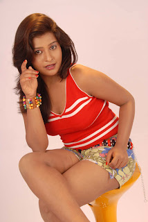 Spicy Soujanya South Item girl Pictureshoot