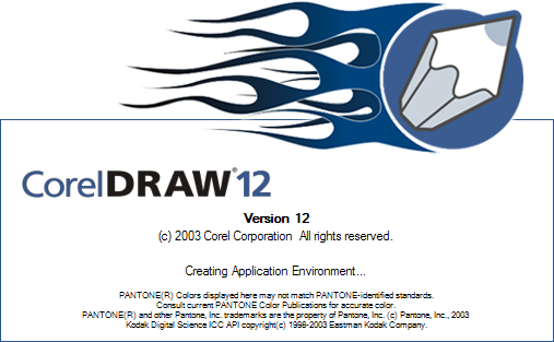 CorelDraw 12.0