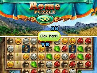 Game Rome Puzzle