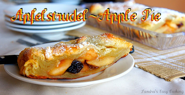  Apple Strudel Apfelstrudel