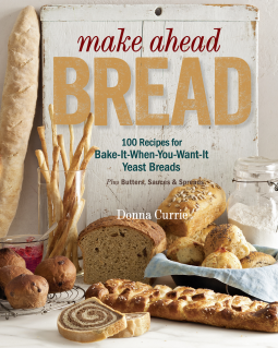 Make Ahead Bread cover