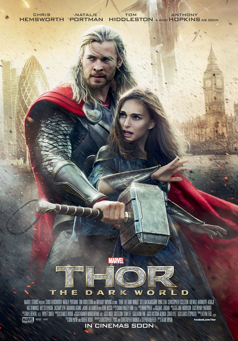 Thor: Thế Giới Bóng Tối -? Thor: The Dark World