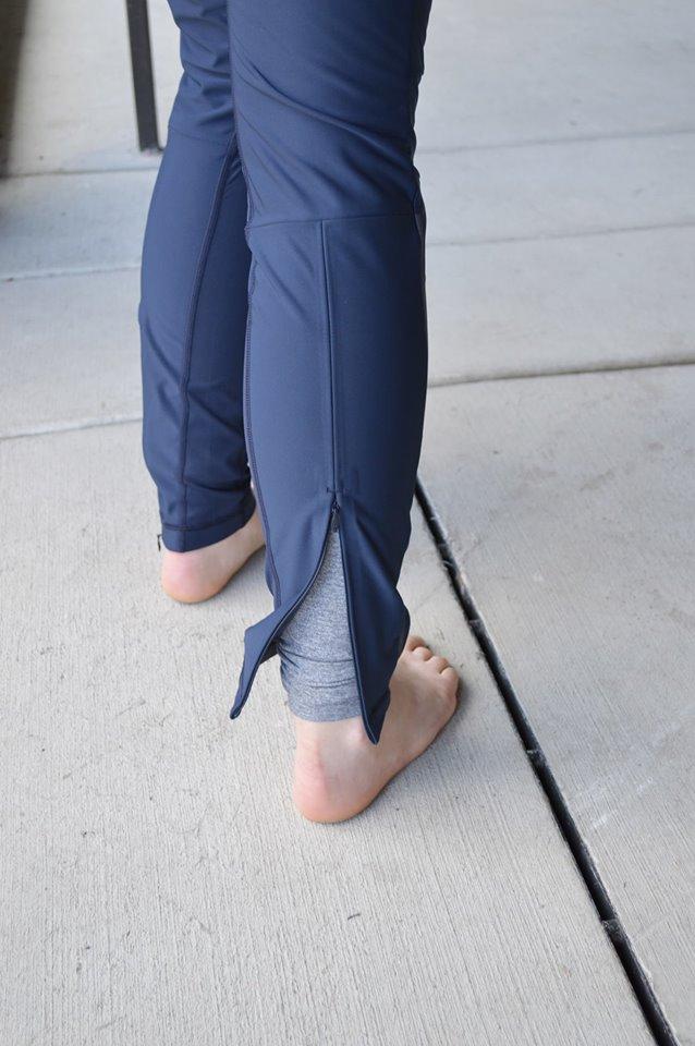 lululemon softshell pant