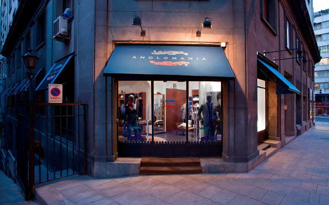 Lo último en moda de caballero- La primera tienda de ropa inglesa en España- Spanish Men are DANDIES.