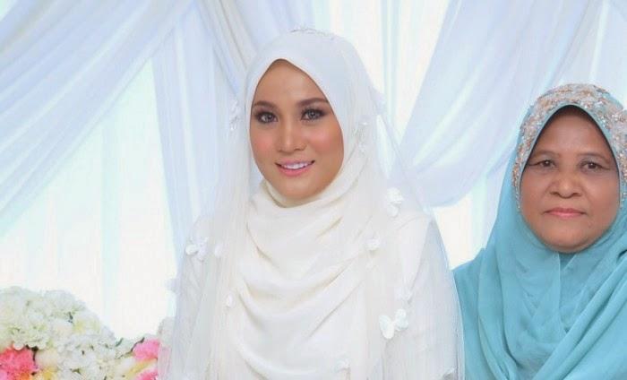 Yana Samsudin Dan Fadzil Zahari Selamat Bergelar Suami Isteri