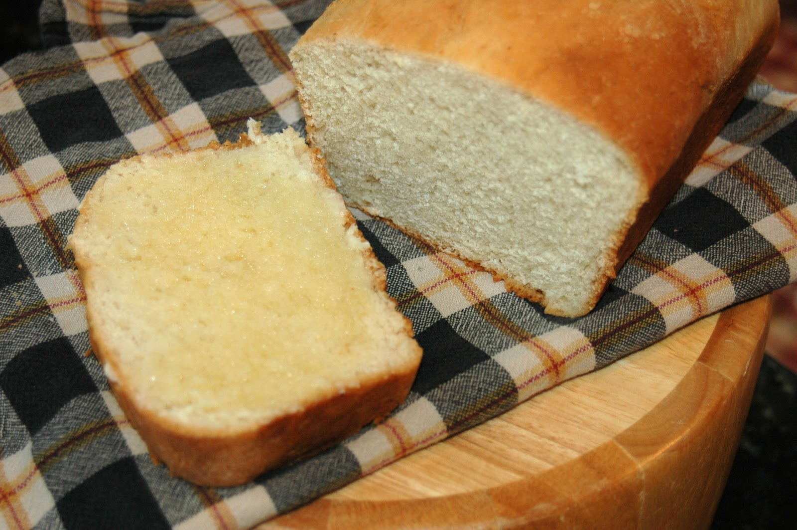 All my Goodness!!: Amish White Bread