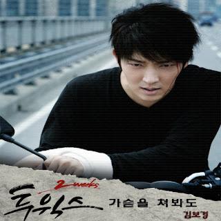 Kim Bo Kyung 김보경 - 가슴을 쳐봐도, Two Weeks (투윅스) OST Part.4