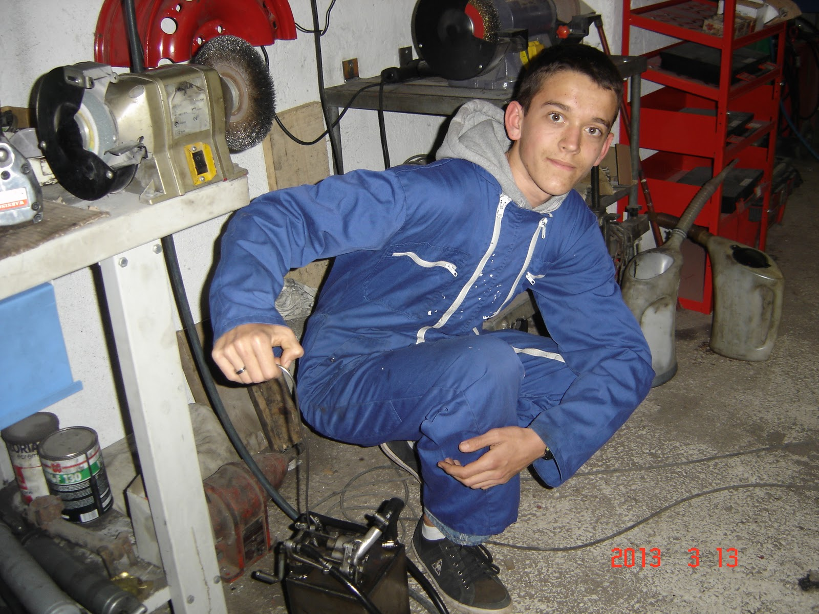 Isja ulis brignoles 83 stages lyc ens 2013 for Garage 83 brignoles