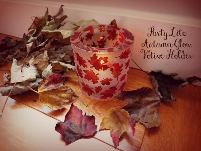 Autumn Votive Holder