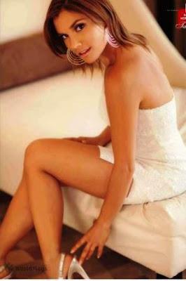 Luego de su calendario 2011 Tabata Jalil la belleza mexicana con Twitter y Facebook posará con picantes fotos en Revista H para hombres en agosto de 2011.