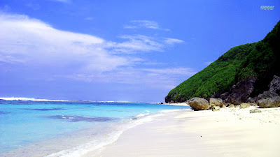 Nature Wallpaper - Kuta Beach Bali HD