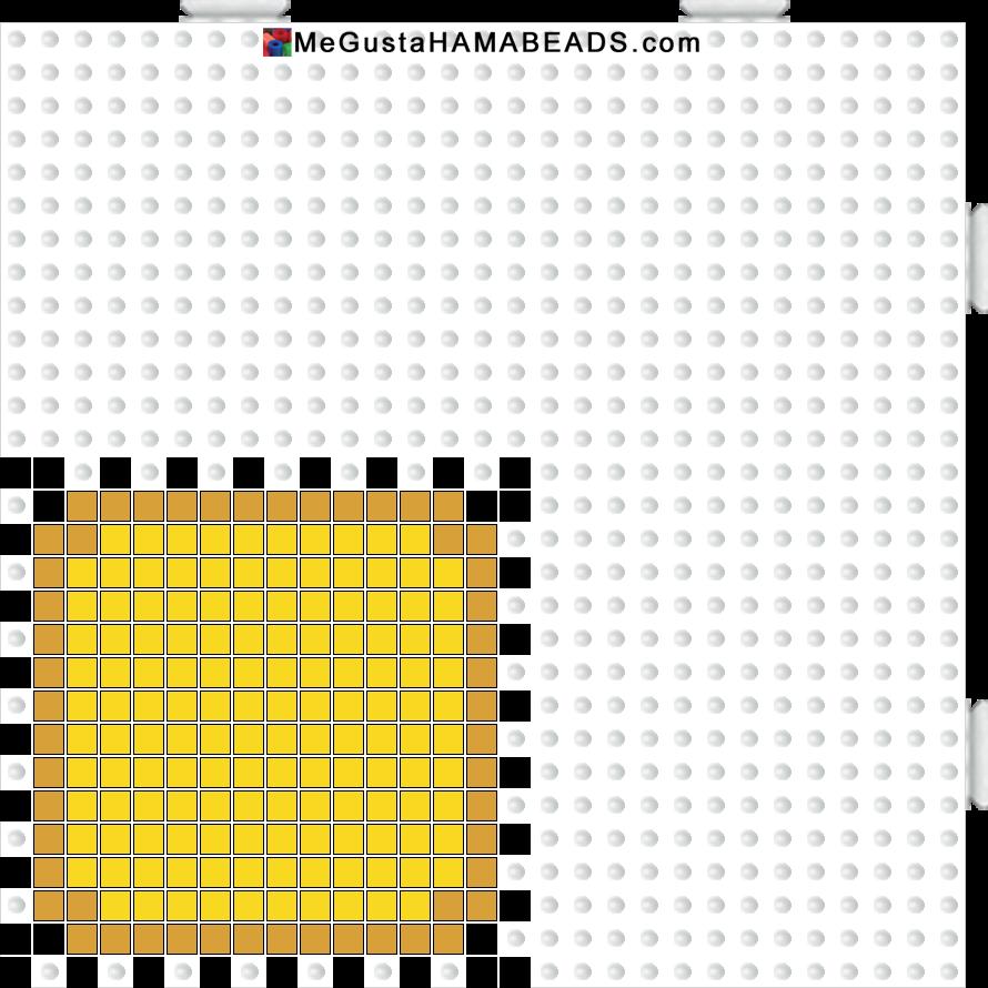 MeGustaHAMABEADS.com: Hucha o cubo HamaBeads Parte 2
