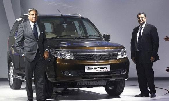 Auto Expo 2012 - New Delhi