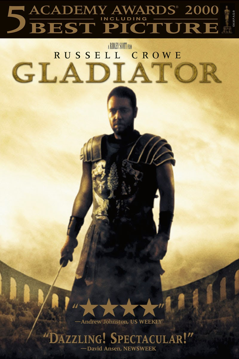 Movies, ΤΑΙΝΙΕΣ, Russell Crowe, Joaquin Phoenix, Connie Nielsen, Action, Drama, Gladiator,