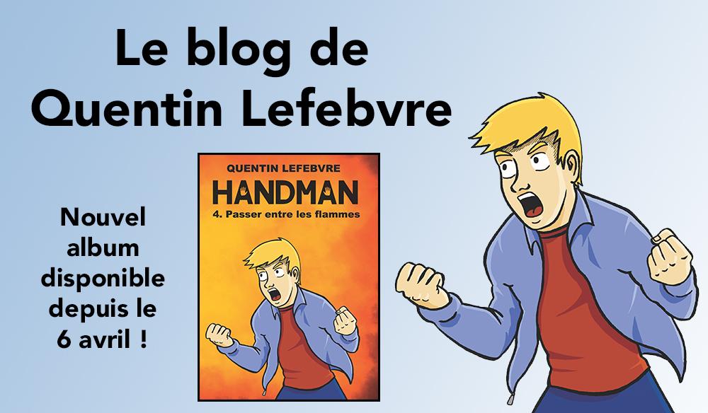 Le blog de Quentin Lefebvre