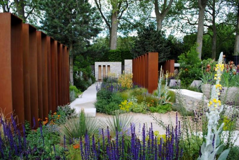 Chelsea flower show paisajismo como nunca has visto for Ideas de paisajismo