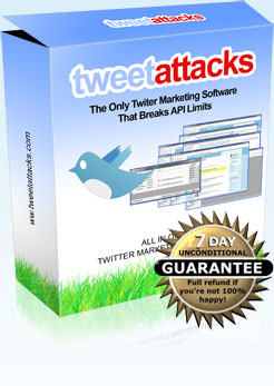 Free Download Tweet Attacks PRO - Free SEO Tools Download