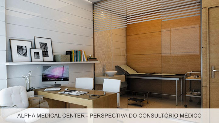 Alpha Medical Center - Consultório Médico