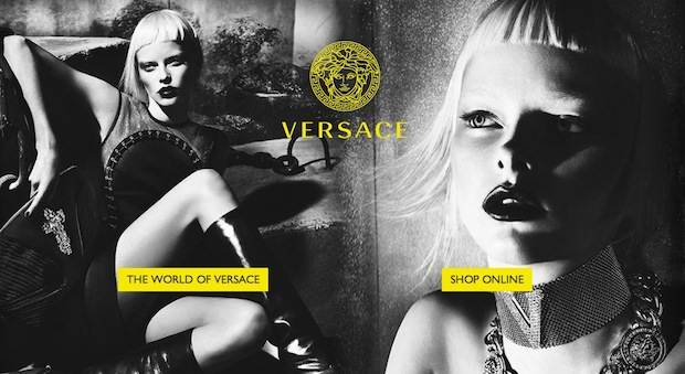 Versace history 