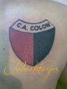 Escudo de Colón tattoo escudo de colon