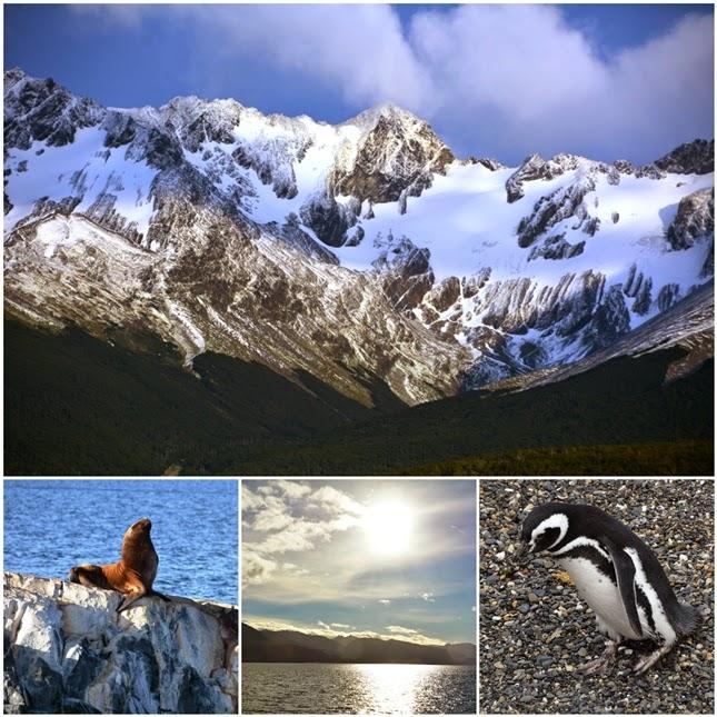 Collage Ushuaia