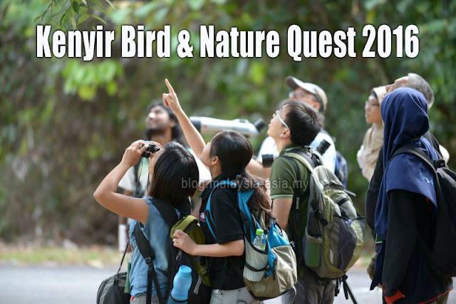Kenyir Bird and Nature Quest 2016